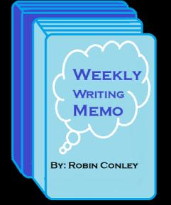 Weekly Writing Memo