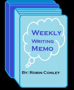 Weekly Writing Memo