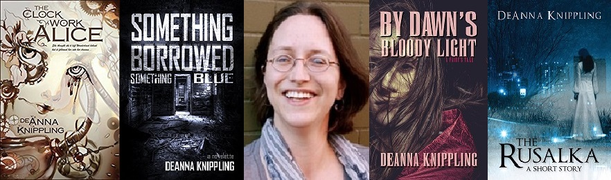DeAnna Knippling and Books