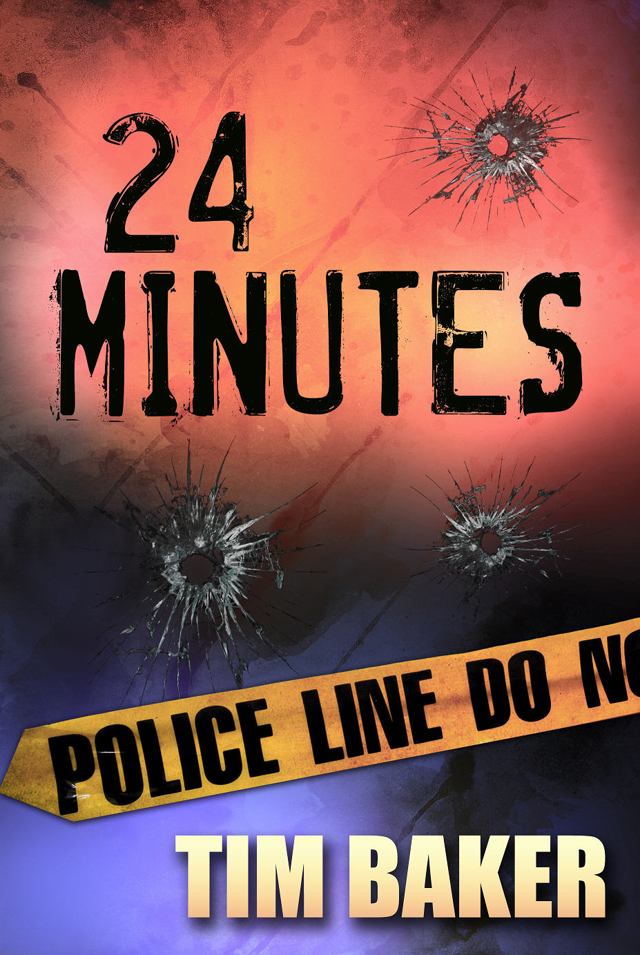 24 Minutes front