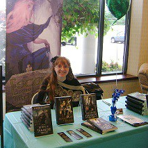 Author Jordan Elizabeth Hollack