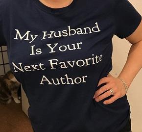 Author shirt 2