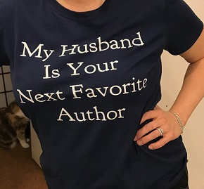 Author shirt 2