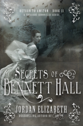 Secrets of Bennett Hall - cover