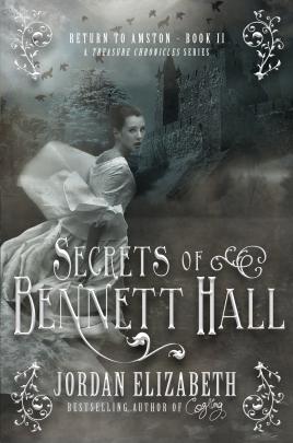 Secrets of Bennett Hall - cover