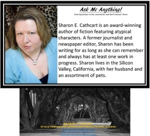 Sharon K. Cathcart Promos