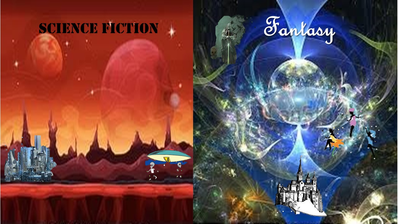 Science Fiction-Fantasy