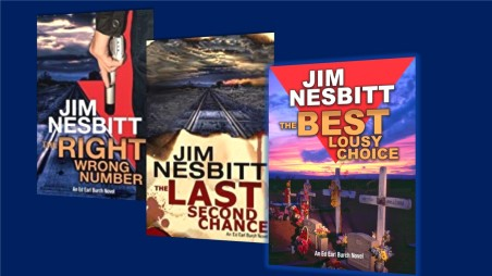 Jim Nebitt Books