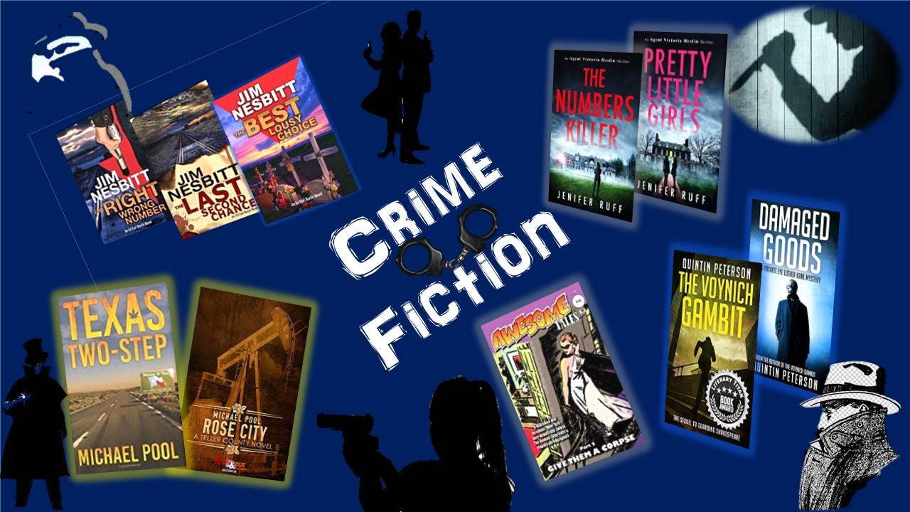 Crime Fiction Theme