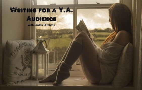 Writing for a Y.A. Audience