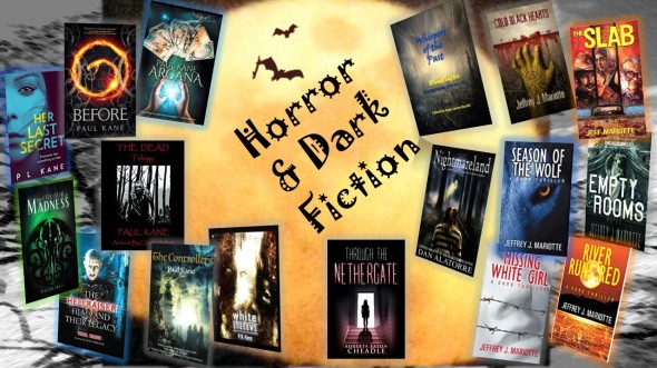 Horror & Dark Fiction Theme Post