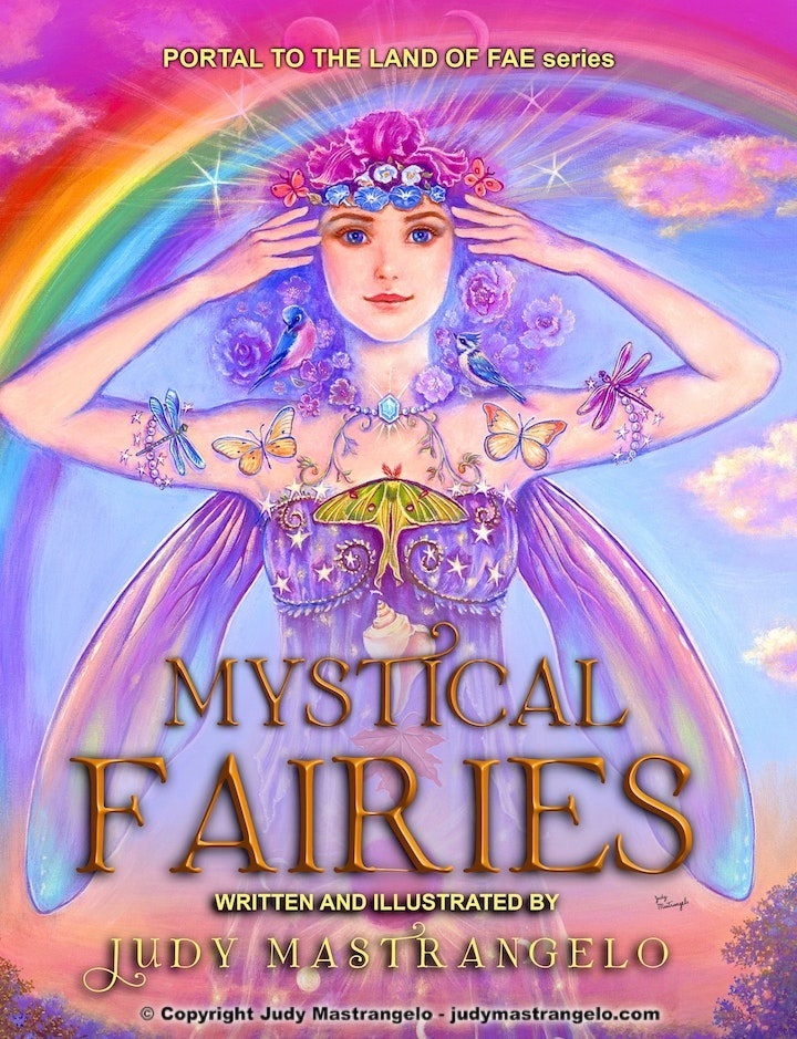 MYSTICAL FAIRIES COVER