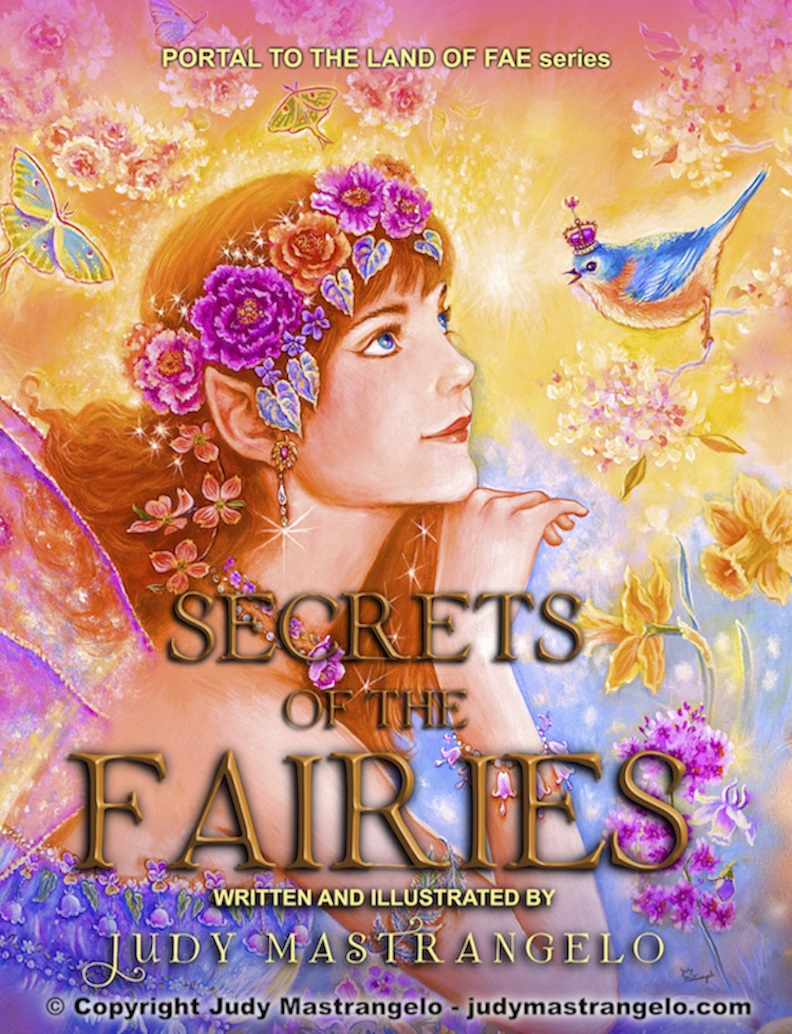 SECRETS OF THE FAIRIES COVER
