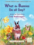 WHAT DO BUNNIES DO ALL DAYcover
