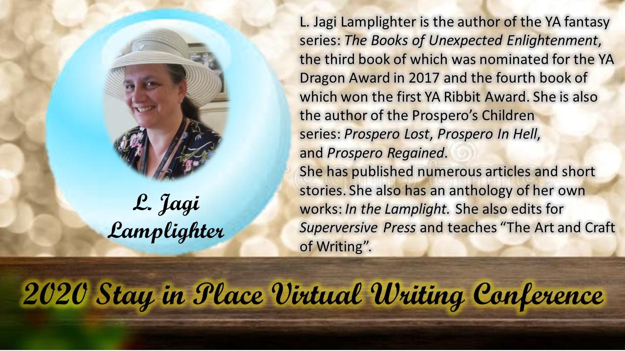 L. Jagi Lamplighter