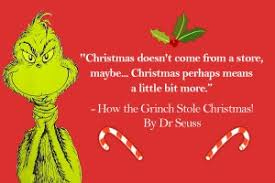 10 Dr. Seuss Christmas Quotes: The Grinch Quotes 🎄